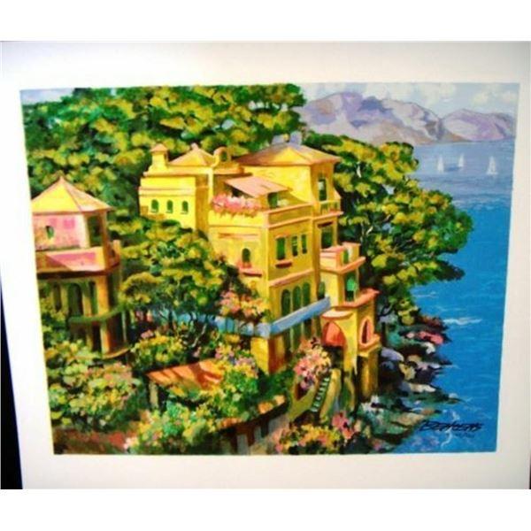 Howard Behrens Villa Portofino