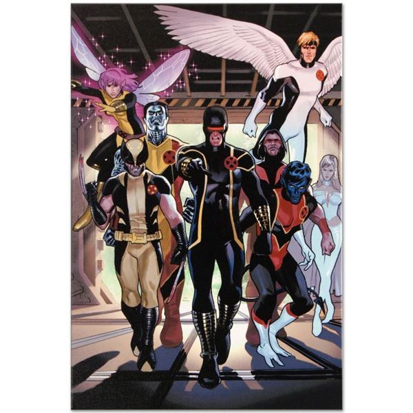 """Marvel Comics """"X-Men Annual Legacy #1"""" Limited Edition Giclee On Canvas"""