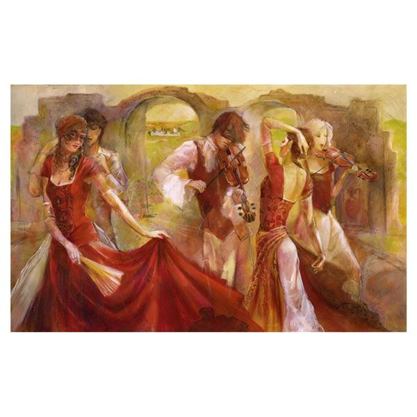 "Lena Sotskova ""Midsummer Dream"" Limited Edition Giclee On Canvas"