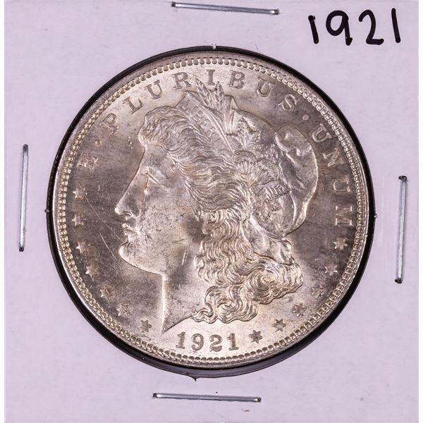 1921 $1 Morgan Silver Dollar Coin