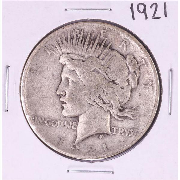 1921 $1 Peace Silver Dollar Coin
