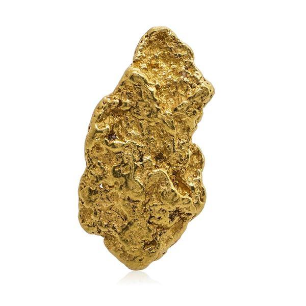 3.00 Gram Yukon Gold Nugget