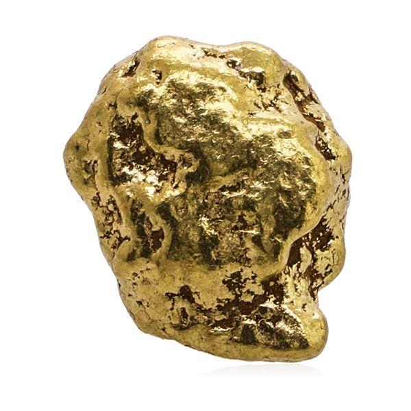 5.75 Gram Yukon Gold Nugget