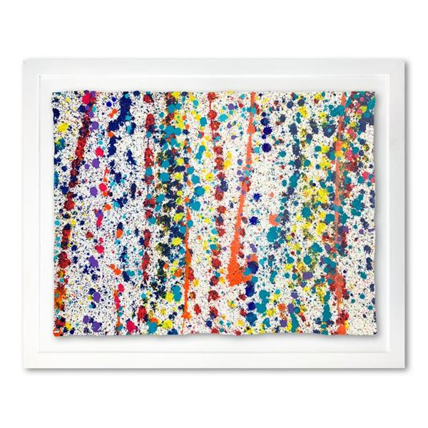 "Wyland ""Hot Spots 14"" Original Watercolor On Paper"