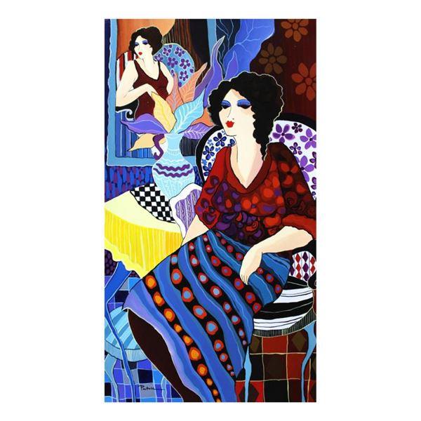 "Govezensky ""Ada"" Original Acrylic On Canvas"