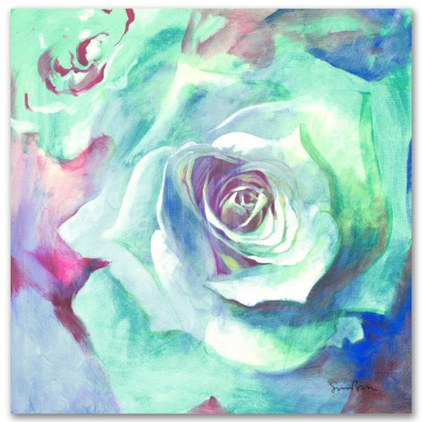 "Simon Bull ""The Edge Of Eternity"" Limited Edition Giclee On Canvas"