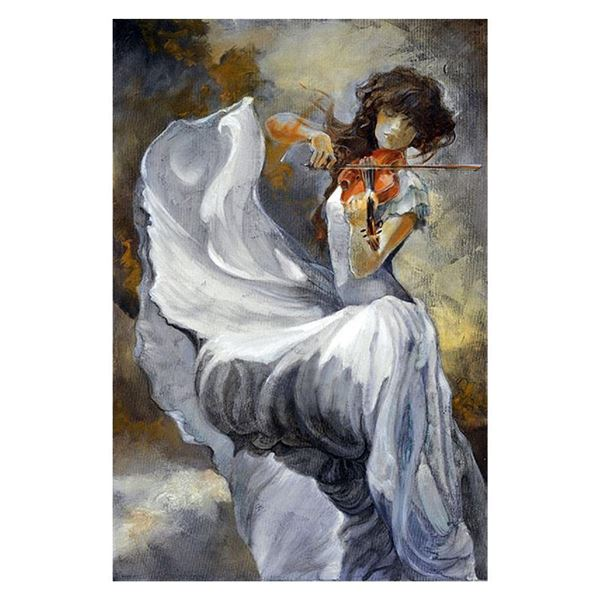 "Lena Sotskova ""Moonlight"" Limited Edition Giclee on Canvas"