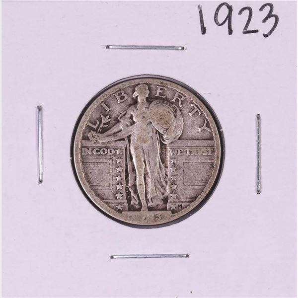 1923 Standing Liberty Quarter Coin