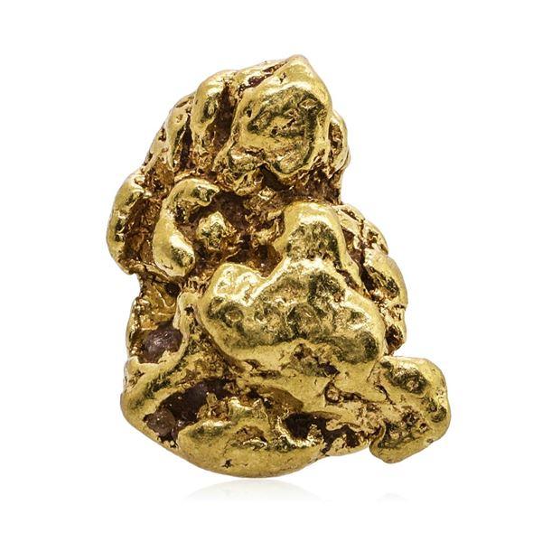 3.89 Gram Yukon Gold Nugget