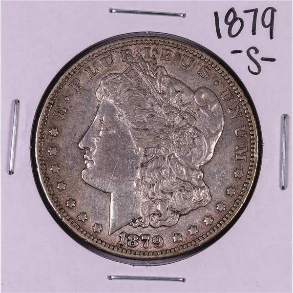 1879-S Reverse of 78' $1 Morgan Silver Dollar Coin