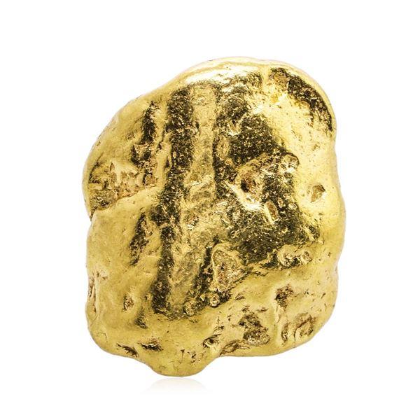 7.77 Gram Yukon Gold Nugget