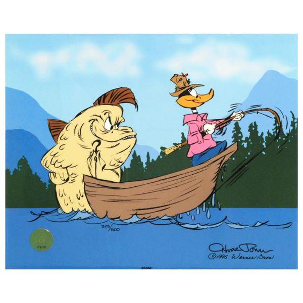 "Chuck Jones (1912-2002) ""Fish Tale"" Limited Edition Sericel"