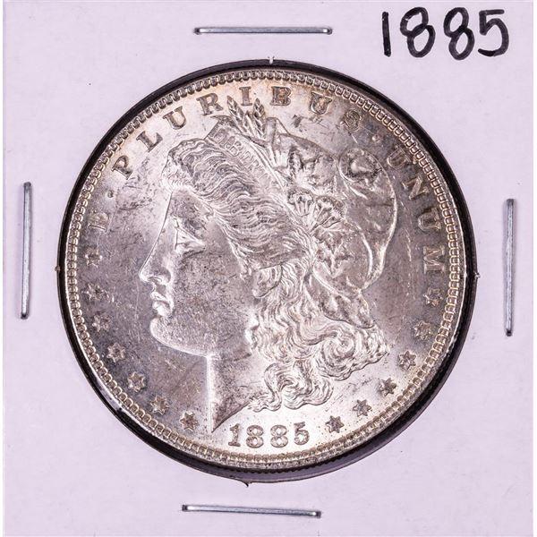 1885 $1 Morgan Silver Dollar Coin