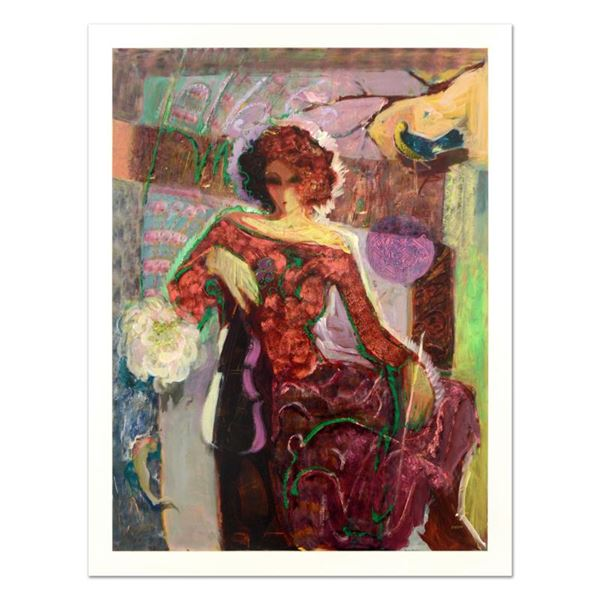 """Sabzi """"Love & Romance"""" Limited Edition Giclee On Paper"""