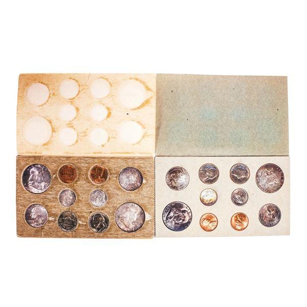 1956-P/D Double U.S. Mint Set in Envelope