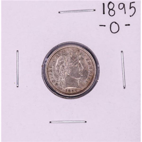 1895-O Barber Dime Coin