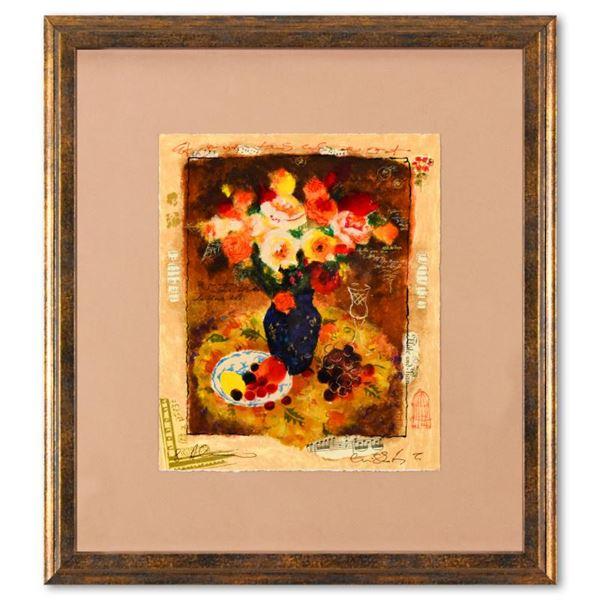 Alexander Galtchansky & Tanya Wissotzky, Framed Limited Edition Serigraph
