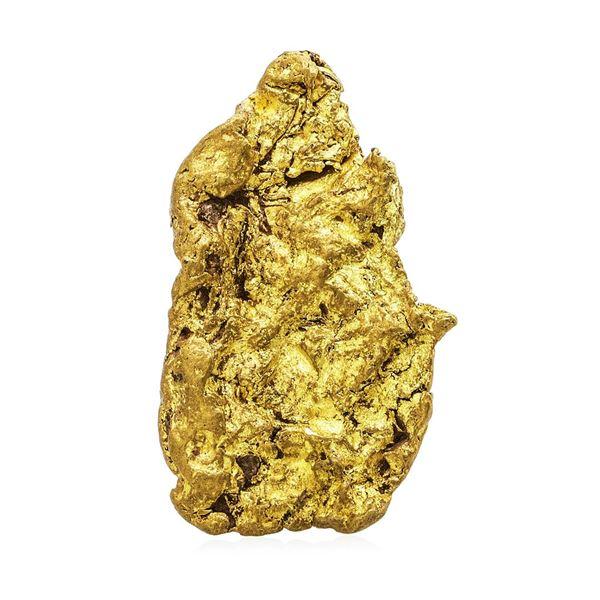 4.77 Gram Gold Nugget