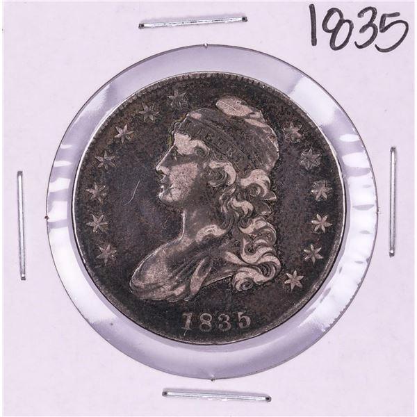 1835 Capped Bust Half Dollar Coin