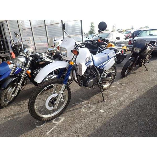 1998 Yamaha Motor Corp. XT350