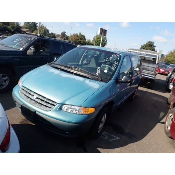 1997 Plymouth Voyager