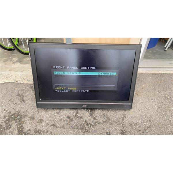 "JVC 36"" HD TV"