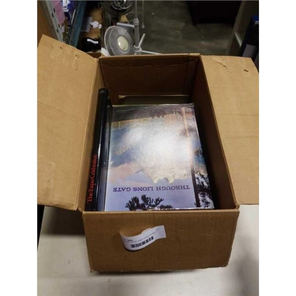 BOX OF COFFEE TABLE BOOKS, ROYALTY BOOKS