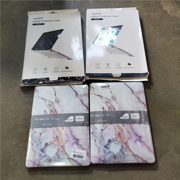 2 NEW MACBOOK CASE A1932/A2179 AND MACBOOK A2141 CASE RETAIL$180+