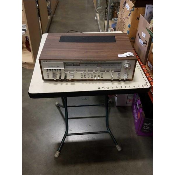 SEARS PROFESSIONAL SERIES RE-1802 RECEIVER