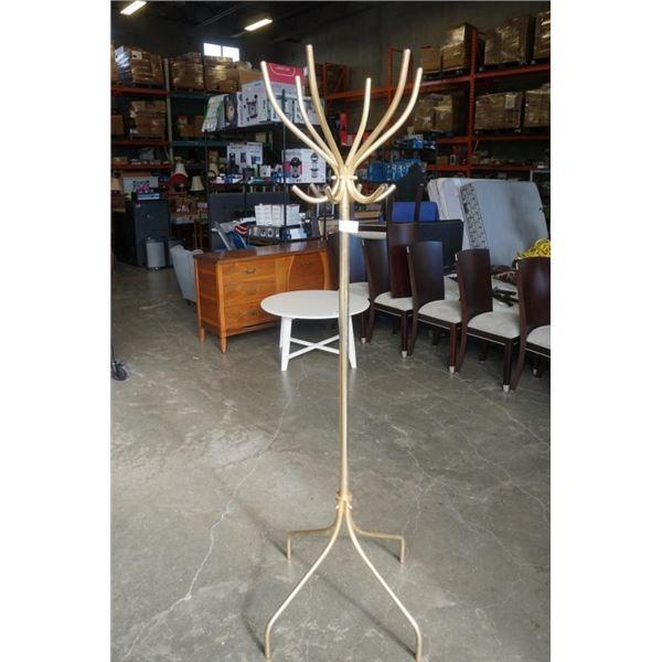 METAL COAT TREE