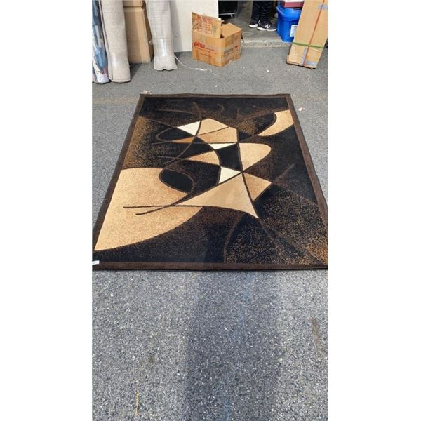 ABSTRACT AREA CARPET 7 FOOT X 62 INCH