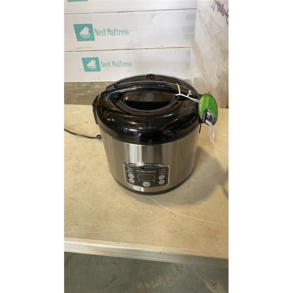 HAMILTON BEACH RC 11  RICE COOKER TESTED AND WORKING