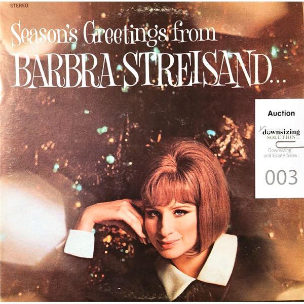 Barbra Streisnd