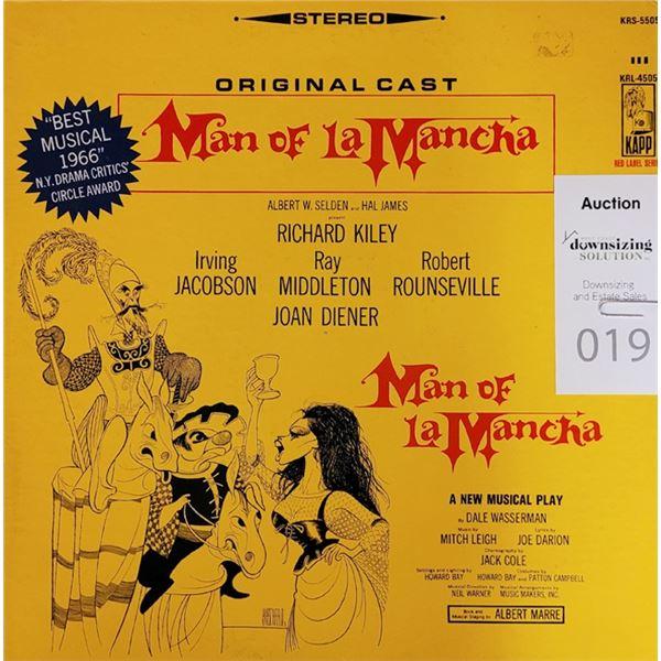 Original Cast of Man of La Mancha