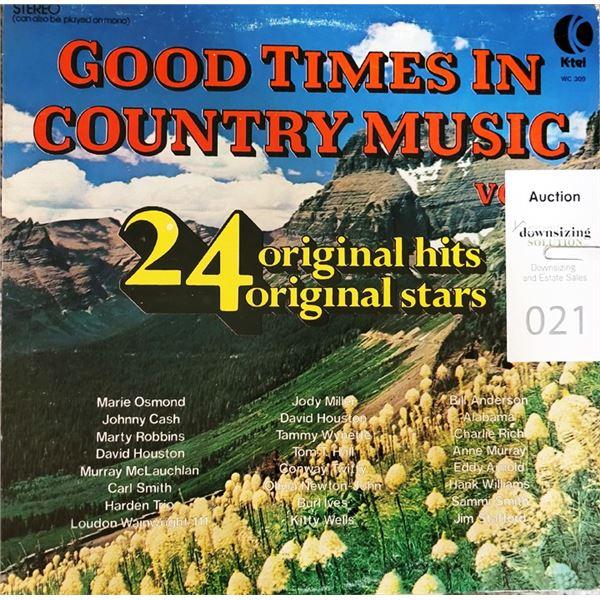 24 Original hits/Original Stars