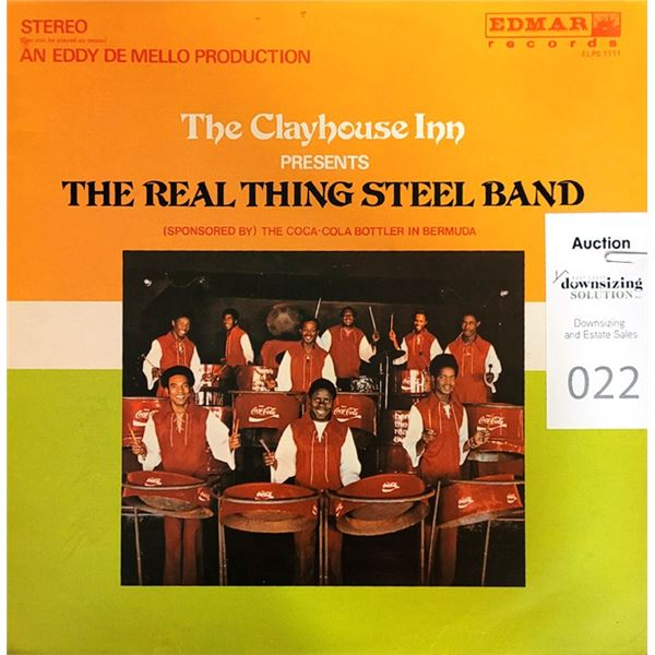 The Rea; Thing Steel Band
