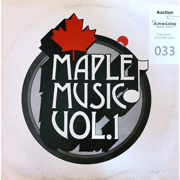Maple Music Vol.1