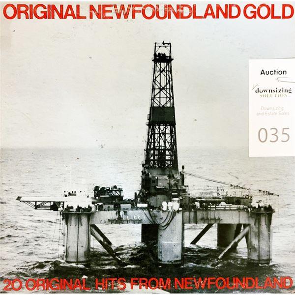 ORIGINAL NEWFOUNDLND GOLD