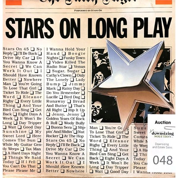 STARS ON LONG PLAY