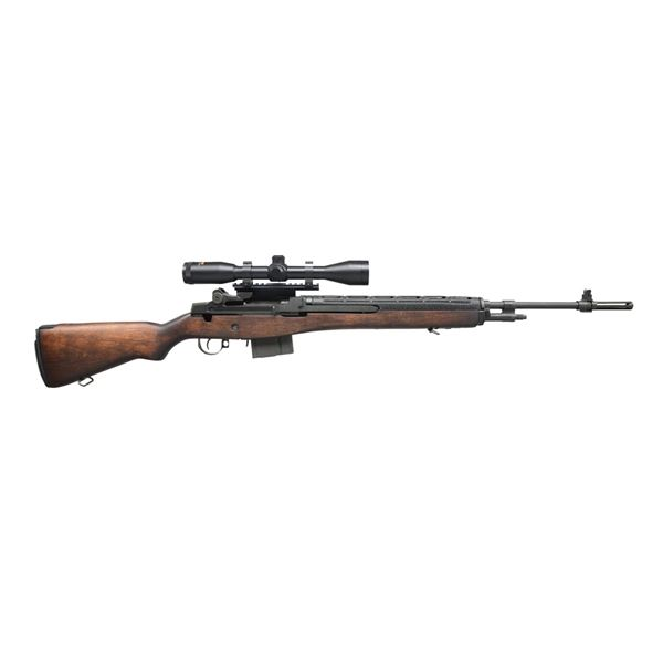 VERY NICE SPRINGFIELD ARMORY M1A PACKAGE.