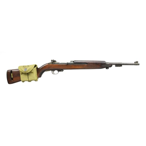 US WWII INLAND M1 SEMI-AUTO CARBINE WITH POST WAR