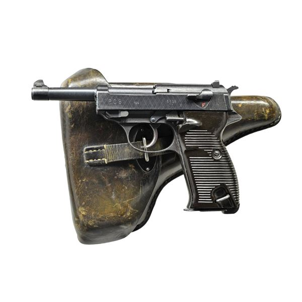 EXTREMELY CLEAN NAZI PROOFED SPREEWERK (cyq) P38.