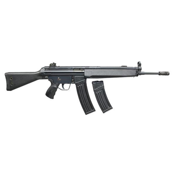 ORIGINAL GERMAN HK93 A2 .223 RIFLE.