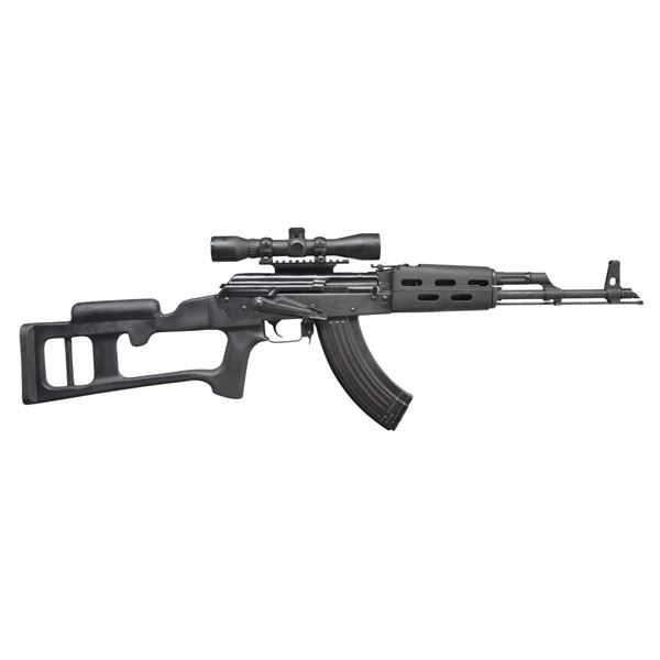 CUGIR ROMANIAN AK-47 VARIANT WITH DRAGONOV