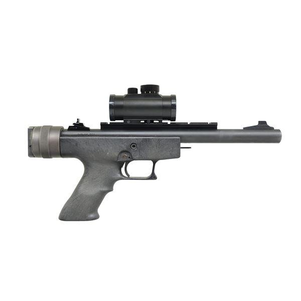 SINGLE SHOT ORDNANCE TECHNOLOGY 243 SSP-86 PISTOL.