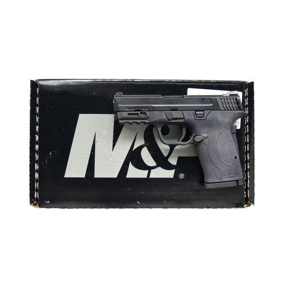 SMITH & WESSON MP9 SHIELD EZ SEMI AUTO PISTOL.