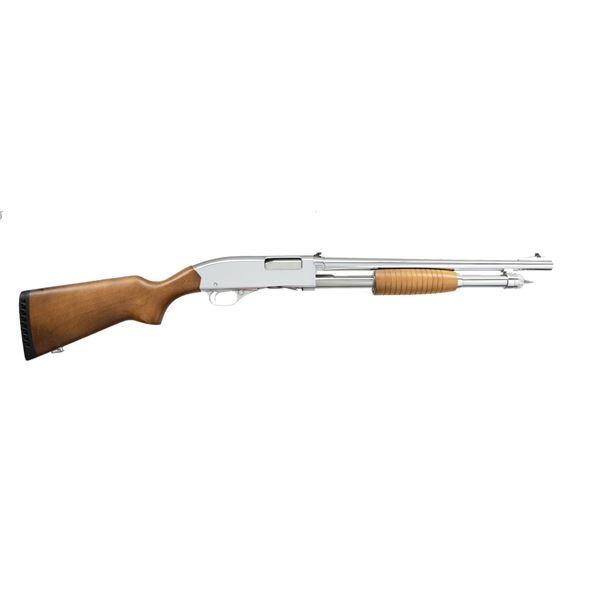 WINCHESTER 1300 STAINLESS MARINE SHOTGUN.