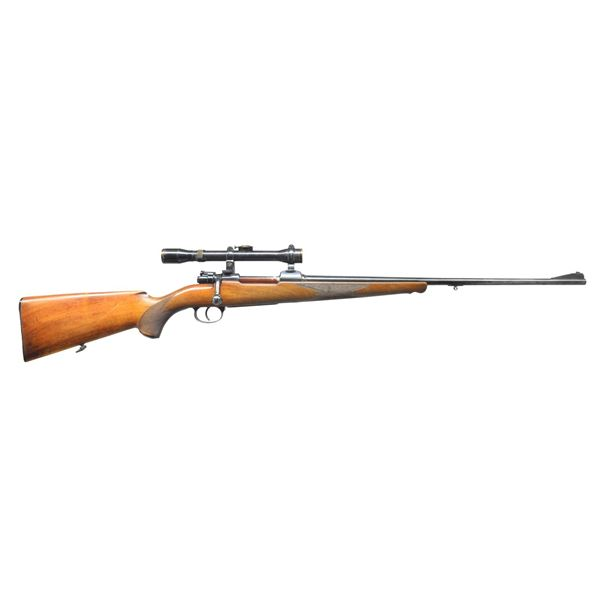 MODEL 98 SPORTER MAUSER BOLT ACTION RIFLE WITH