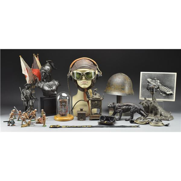 WWII JAPANESE ITEMS & MORE.