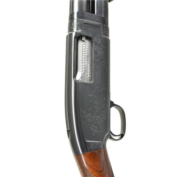 NICK KUSMIT ENGRAVED WINCHESTER MODEL 1912 PUMP